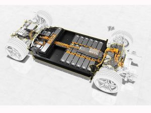 The development of starting batteries